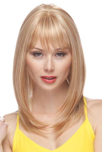 Miranda (27H613) Human Hair Blend Wig