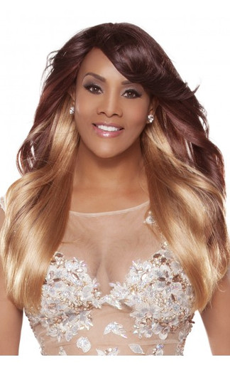 Trisha High Heat Synthetic Everyday Wear Wig