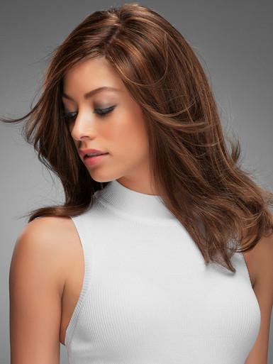 Sienna - Human Hair Lace Front Monofilament Wig - by Jon Renau