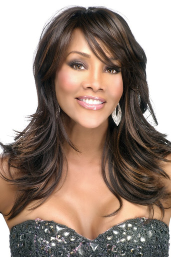 "BRIE-V - Heat Resistant 21"" Layered Loose Curl Wig"