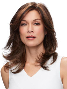 Gigi - Lace Front Monofilament Long Shag Wig - by Jon Renau