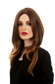 First Lady (Melania Trump) Womens Costume Wig - by Allaura