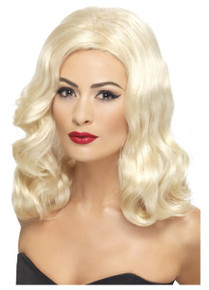 Eleven Stranger Things or Blonde 20's Costume Wig
