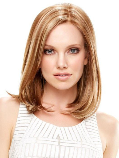 Elle - Lace Front Monolfilament Long Bob FS26/31 - by Jon Renau