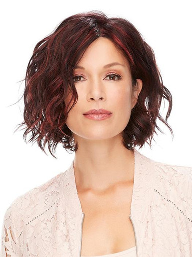January - Lace Front Monofilament Wavy Wig FS2V/31V - by Jon Renau