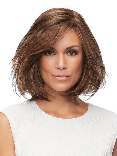 Cameron - Lace Front Monofilament Hand-tied Bob Wig FS6/30/27 - by Jon Renau