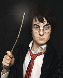 Harry Potter Costume Wig - by Allaura