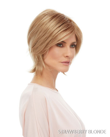 RAQUEL - Short Straight Tapered Wig