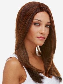 TWILIGHT- Lace Front Heat Resistant Long Straight Layers Wig - by Sepia