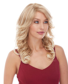 BLISS - Bouncy Curls and Soft Side Swept Bangs Wig - By Sepia