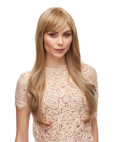 KRISTEN - Heat Resistant Long Layered Blonde Wig - By Sepia