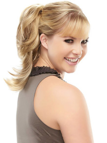 BREATHLESS Short Reversible Synthetic Ponytail - by Jon Renau