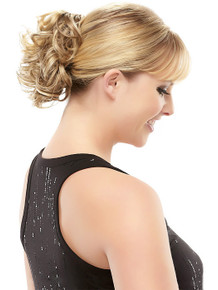 Classy Short Curly Synthetic Ponytail by Jon Renau