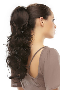 FOXY Long Wavy Synthetic Ponytail by Jon Renau - colour 4
