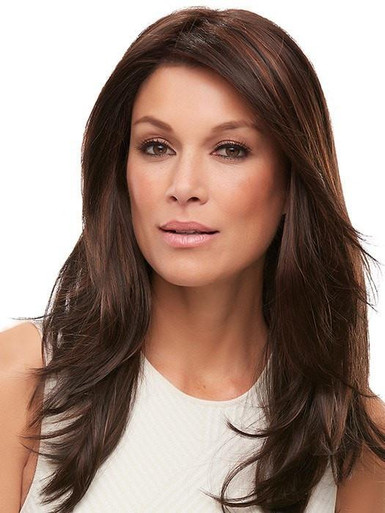 ALESSANDRA - Lace Front Monofilament Layered Wig - by Jon Renau FS4/33/30A