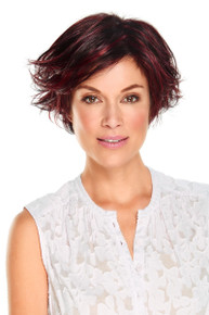 MARISKA - Lace Front Monofilament Hand Tied Pixie Wig - by Jon Renau FS2V/31V