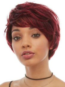 TANI- 100% Remy Brazilian Natural Human Hair Lace Front Wig - By Elegante