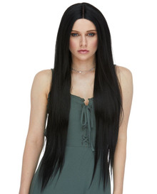 "ARDEN - Extra Long 30"" Heat Resistant Straight Wig  - by Sepia"