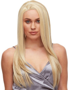 DIAMOND - Heat Resistant Lace Front Long Straight Wig - By Sepia