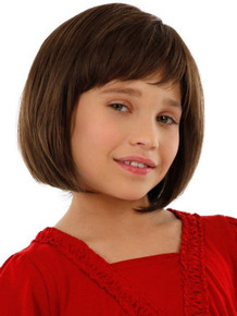 SHILOH CHILD - Double Monofilament Classic Bob Wig - by Jon Renau