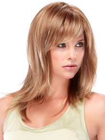 ANGELIQUE LARGE - Straight Long Layered Wig - by Jon Renau FS26/31