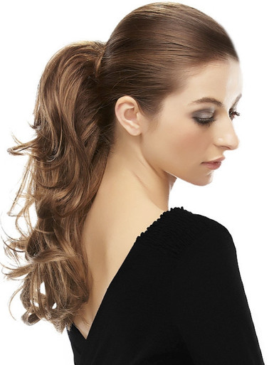 RAMPAGE Wavy Synthetic Ponytail - by Jon Renau 8/30