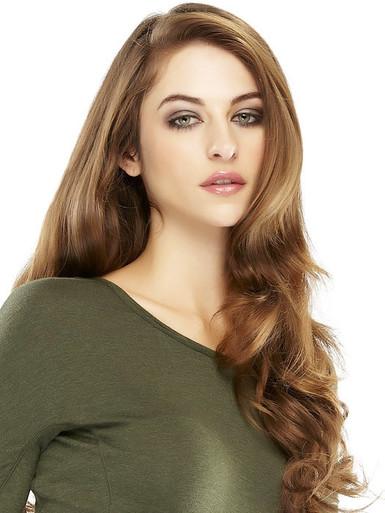 "EasiXtend Elite Human Hair 20"" Clip-in Hair Extension 8 Piece Set - by Jon Renau"