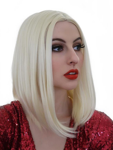 Long Blonde Bob Costume Wig - by Allaura