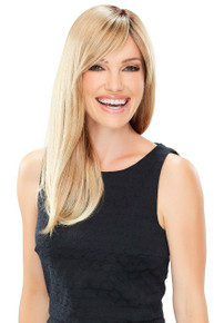 CAMILLA - Hand Tied Monofilament Long Layered Wig with Fringe by Jon Renau 27T613S8