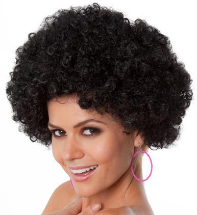 Afro Wig - Black Afro Unisex Wig