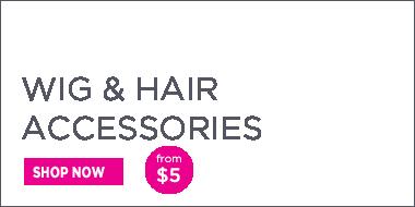 WIG & HAIR ACCESSORIES