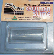 Harris 'Feel No Fret' Glass Slide