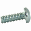 Unified Pan Phillips Zinc : 6-32 x 1/2