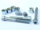 BSA gearbox fasteners