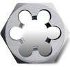 Die Nut Alloy Steel 1/4 BSF