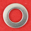 Flat washer stainless