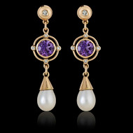 Passion Drop Earrings