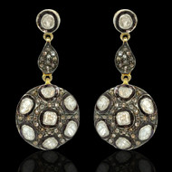 Heritage Diamond Solar Earring