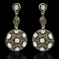 Heritage Diamond Solar Earring