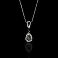 The World Revolves Around Me Diamond Necklace