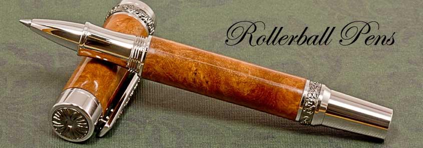 Handmade Rollerball Pens