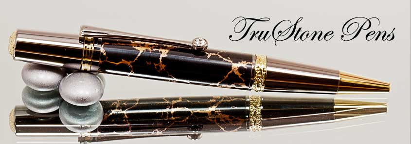 TruStone Handmade Pen