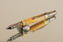 Olivewood Gun Metal/Gold