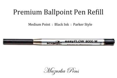 Schmidt Easy Flow 9000 Medium Black-ink