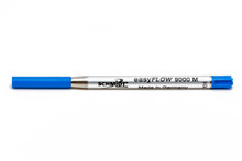 Parker Style Ballpoint Pen Refill, Blue Ink, Medium Point, Schmidt Easy Flow 9000