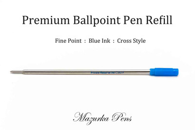 Private Reserve Ballpoint Refill Blue Ink Fine Tip