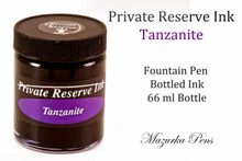 Tanzanite color Private Reserve liquid ink - 66 ml bottle