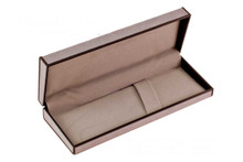 Gray Felt Pen and Pencil Box / Case