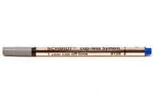 Schmidt 8126 Fine Rollerball Premium Pen Refill - Blue