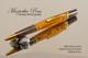 Black Cherry Burl Ballpoint Pen